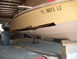 Boat Paint Repair Near Me by Fiberglass Boat Repair Tarpon Springs Fiberglass Repair