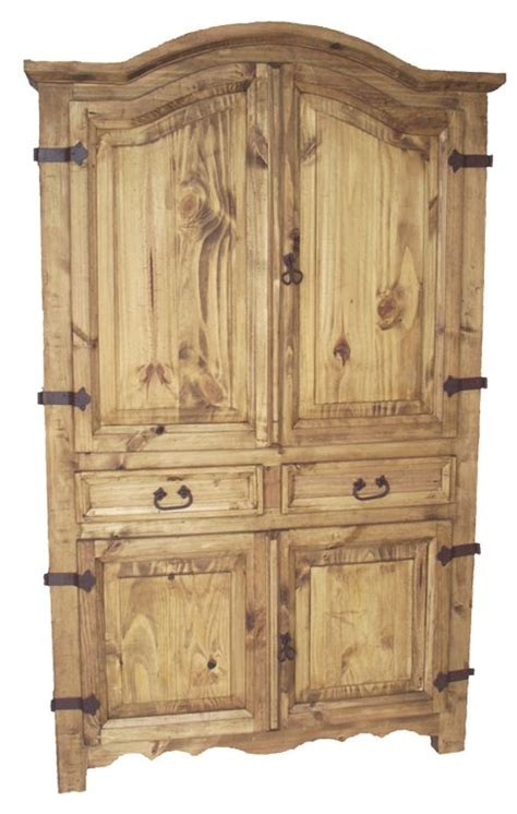 Armoire Bb by Corner Armoire 48x77 Rustic Accents Pinterest Armoires