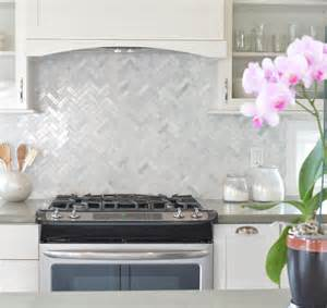 herringbone kitchen backsplash my 39 s kitchen remodel centsational