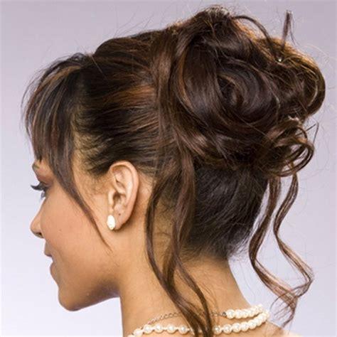 wedding updos  medium length hair