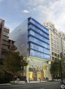 New York University Campus Dorms