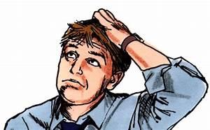 Cartoon Confused Person - Cliparts.co
