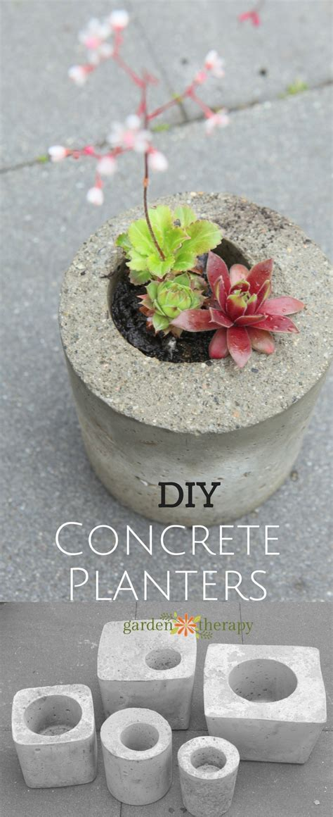 Diy Concrete Decor Ideas For Your Home Garden