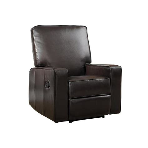 home decorators collection brexley leather club chair