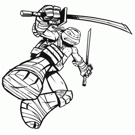 Dibujos Para Pintar Tortugas Ninja Dibujos Para Pintar