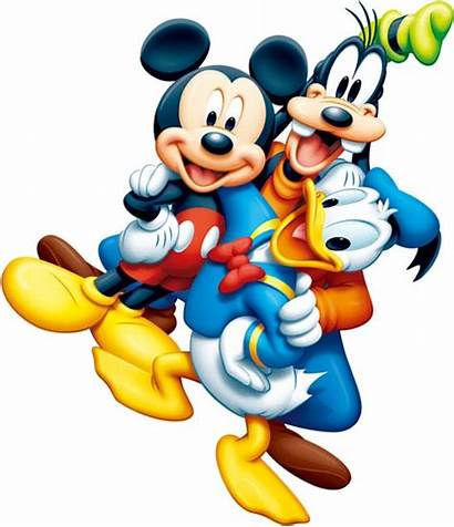 Mickey Mouse Clubhouse Vector Disney Clipart Characters