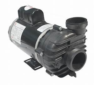 Spa Cal Spas Pump 5 Bhp 2 Speed  56 Frame  230volts  60 Hz