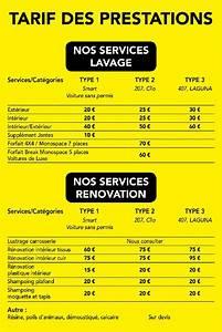 Lustrage Voiture Tarif : tarifs lavage et nettoyage voiture lavage auto auvergne rh ne alpes ~ Medecine-chirurgie-esthetiques.com Avis de Voitures