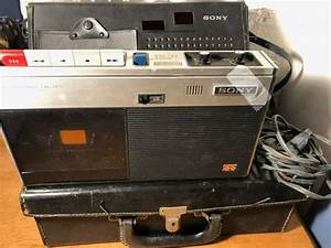 Vintage Sony Tc