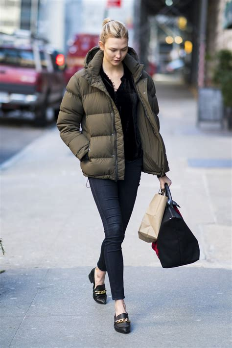 New Style by Karlie Kloss Style Out In New York 01 15 2018