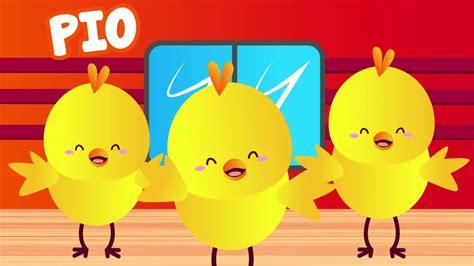 los pollitos dicen canciones infantiles 123teachme los