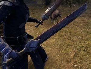 Elder Scrolls Online Calcinium Sword - ESO Fashion