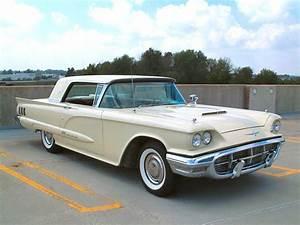 Car  Ford Thunderbird 1960 01