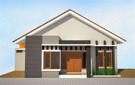 desain rumah sederhana indonesia gado gado