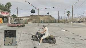 "GTA V l Online l RARE Weston ""Daemon"" Harley Davidson ..."