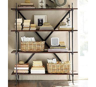 Pottery Barn Bookshelf by Benchwright Bookcase Pottery Barn