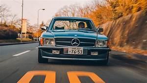 A Classic Mercedes
