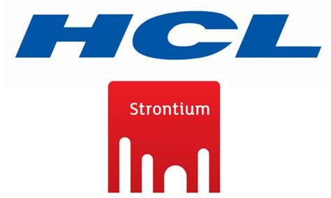 hcl infosystems partners with strontium to distribute flash memory devices in india