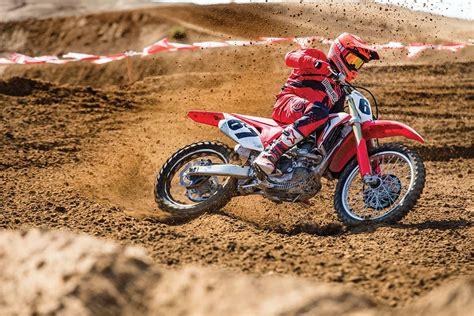 used motocross mxa motocross race test 2018 honda crf450 motocross