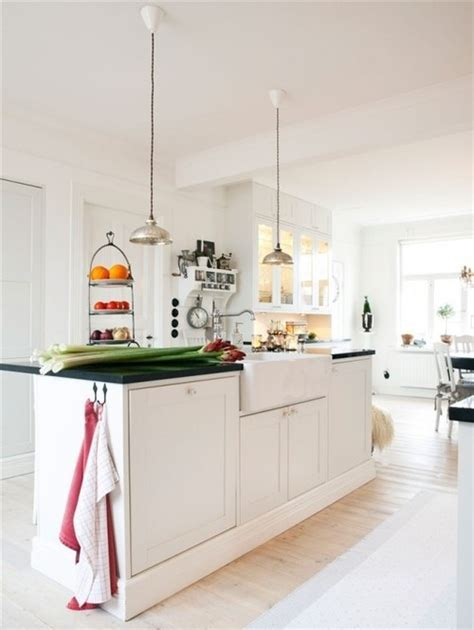 33 Rustic Scandinavian Kitchen Designs   DigsDigs