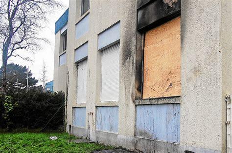 bureau de poste brest brest incendie volontaire dans un bureau de poste à