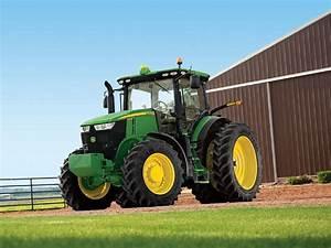 John Deere 7r : deere introduces new 7r tractors ~ Medecine-chirurgie-esthetiques.com Avis de Voitures