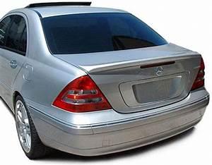 Coffre Mercedes Classe A : spoiler lame l vre de coffre mercedes classe c w203 look amg c55 ebay ~ Gottalentnigeria.com Avis de Voitures