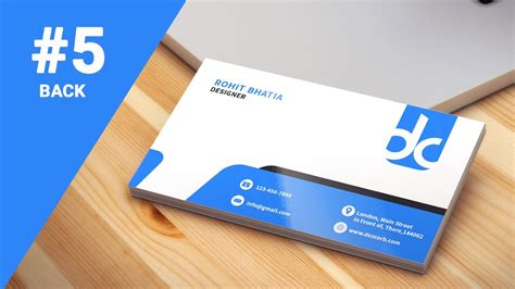 #5 How To Design Business Cards In Photoshop Cs6 Business Card Photo To Contact Cards Using My Abbyy Reader Video Of App Quick Template 2.0 Download Version Approval Form Wood Rack
