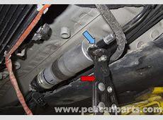 BMW E90 Diesel Engine Fuel Filter Replacement E91, E92