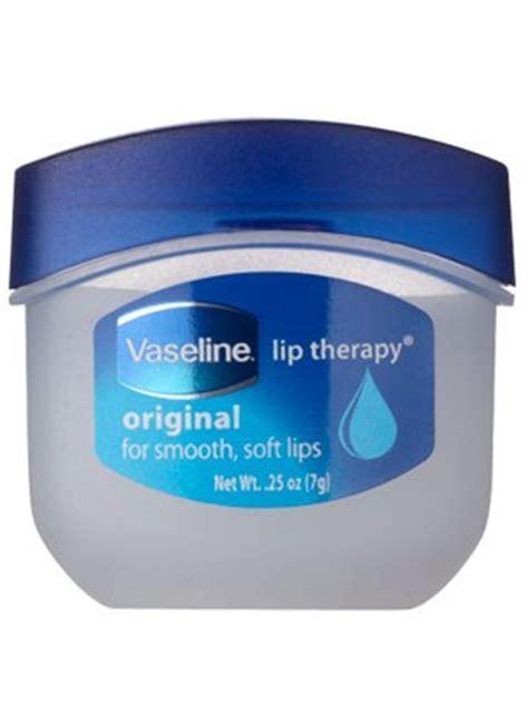 vaseline lip therapy original review allure