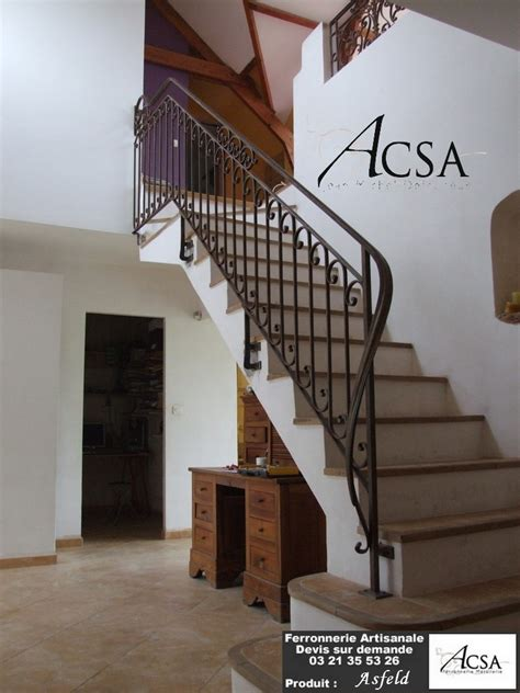 re d escalier interieur en fer forge sedgu