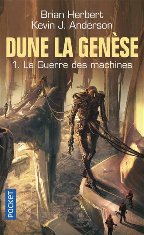 Livre Dune, La Genèse, Brian Herbert, Kevin J Anderson