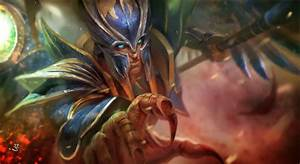 Dota 2, Skywrath Mage Wallpapers HD / Desktop and Mobile ...
