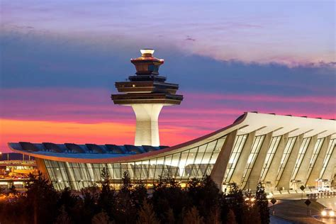 Where to Eat and Drink at Washington Dulles International ...