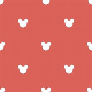 Official Disney Mickey Mouse Logo Pattern Childrens