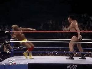 Hulk Hogan Wrestling GIF by WWE - Find & Share on GIPHY