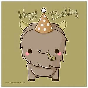 Cute Happy Birthday Drawings | www.imgkid.com - The Image ...