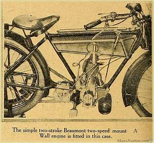 Beaumont With Wall Engine  1920