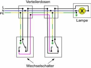 Schaltplan Für Wechselschaltung : schaltplan f r wechselschaltung schaltbild ~ Eleganceandgraceweddings.com Haus und Dekorationen