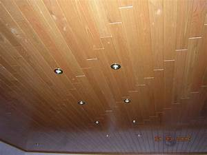 plafond pvc car interior design With lambris pvc plafond salle de bain