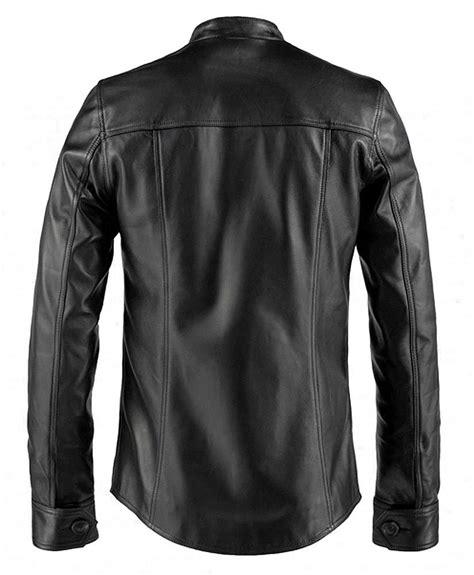 jaket kulit paul weller vintage jaket kulit