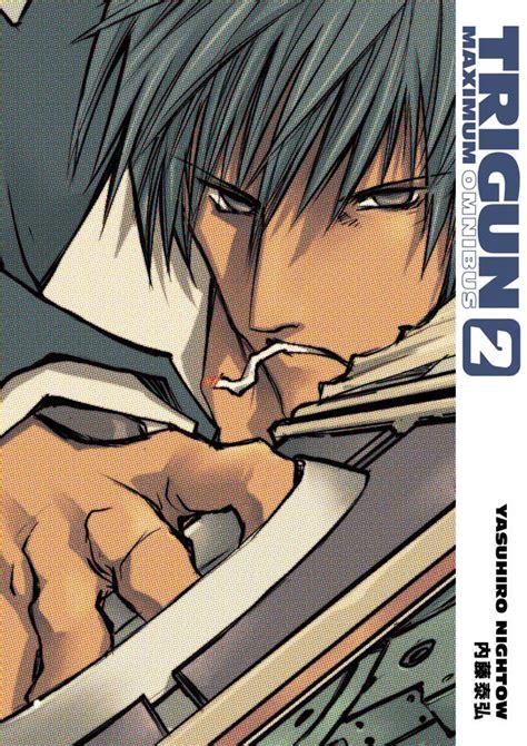 Trigun Maximum Omnibus Volume 1 mondays trigun maximum comics