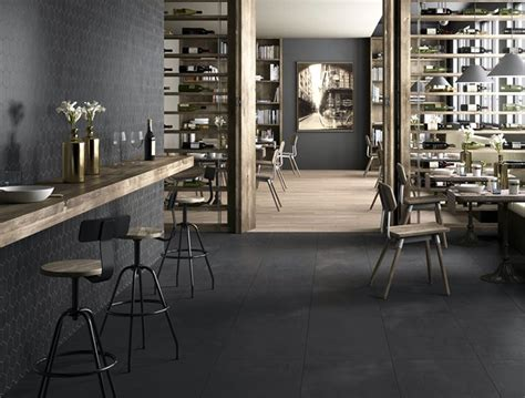 porcelain floor tiles  concrete effect interiorzine