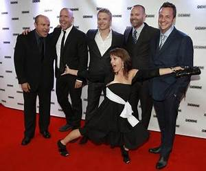 Enrico Colantoni, Hugh Dillon, David Paetkau, Michael Cram ...