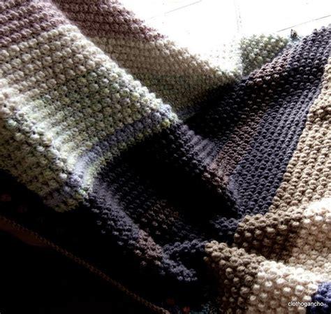 mes favoris tricot crochet mod 232 le crochet gratuit un plaid en m 233 rinos