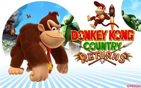 Donkey Kong Country Returns Donkey Kong Wallpaper
