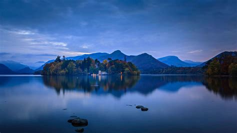 wallpaper lake district national park cumbria england
