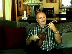 Tim Allan  Ukulele  - The Entertainer Rag