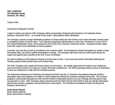 business letter closing 7 sle closing business letters sle templates 20736