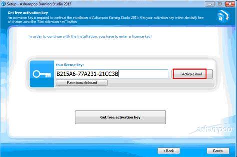 Ashampoo Burning Studio 19 Crackserial Key Free Download